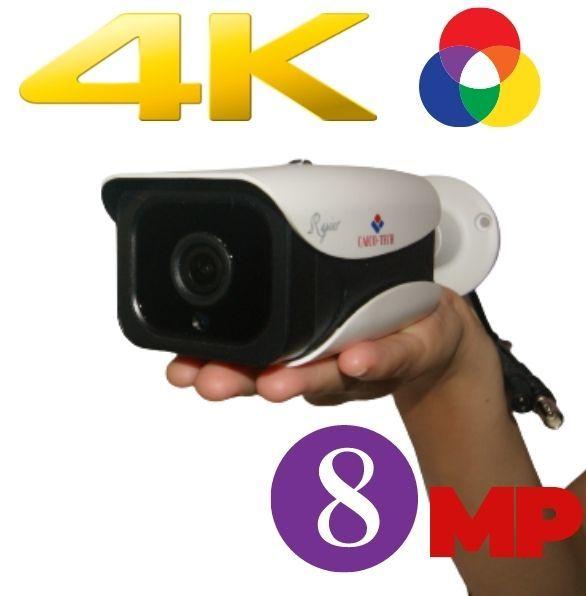 Уличная видеокамера высокой четкости гибрид видеокамера CAICO TECH DDS 4015 8 Mpix Ultra HD 4K