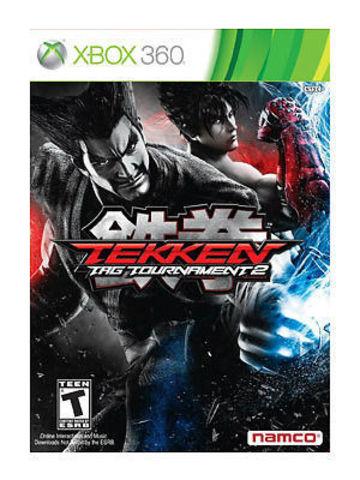 Tekken Tag Tournament 2 (Xbox 360 - Xbox One/Series X, русские субтитры)