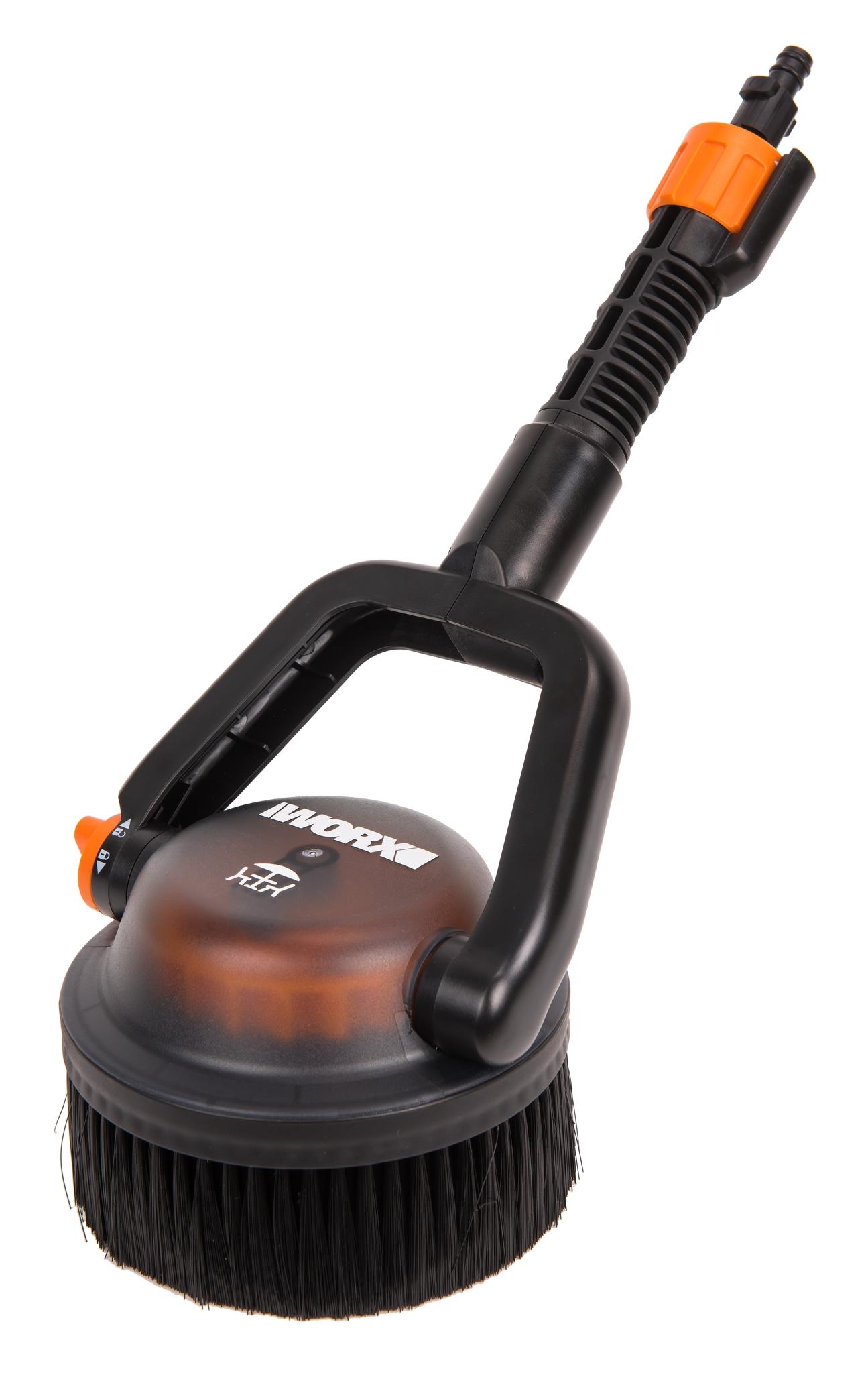 Щетка роторная для чистки для аккумуляторной мойки высокого давления WORX WA1821