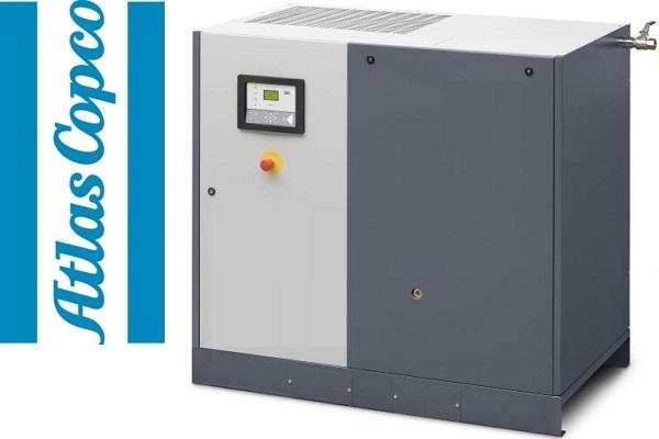 Компрессор винтовой Atlas Copco GA18 10P / 400В 3ф 50Гц с N / СЕ / FM