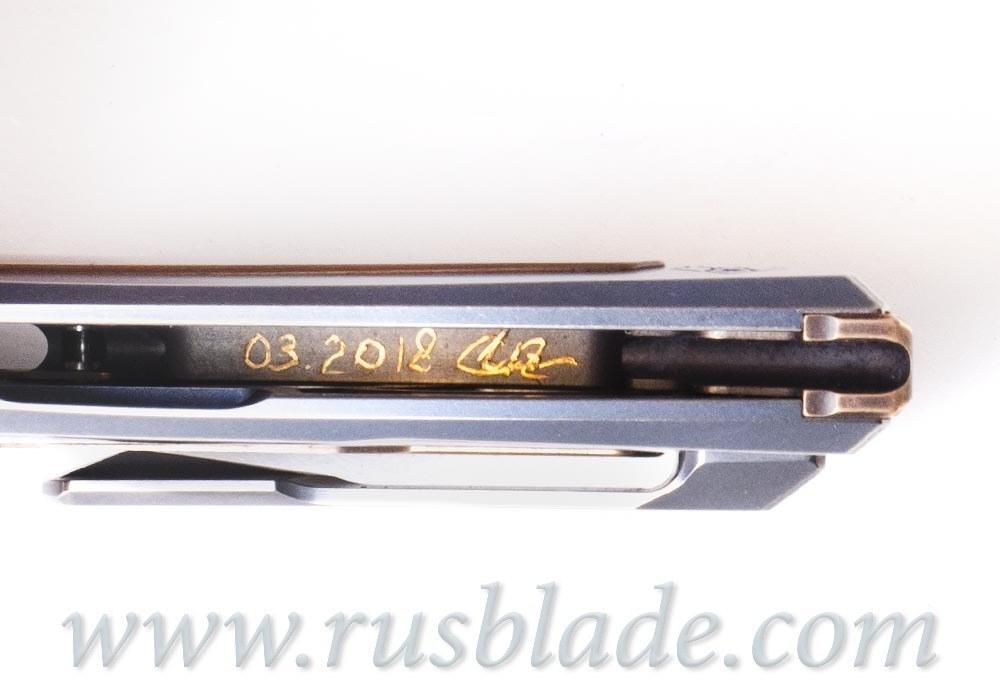 Shirogorov Set NeOn Full Custom & Screwdriver - фотография