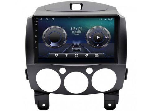 Магнитола для Mazda 2/Demio (07-14) Android 10 6/128GB IPS DSP 4G модель CB-3086TS10