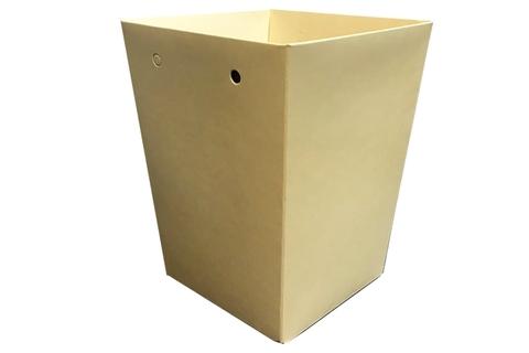 Коробка Трапеция  б/ручки кремовый
