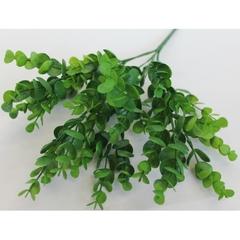 Искусственная зелень эвкалипт, букет 7 веток.