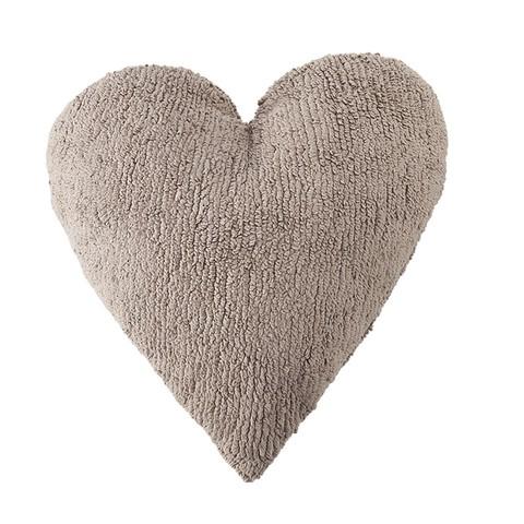 Подушка Lorena Canals Heart Linen (50 x 45 см)