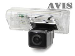 Камера заднего вида для Lexus ES 250 13+ Avis AVS312CPR (#041)