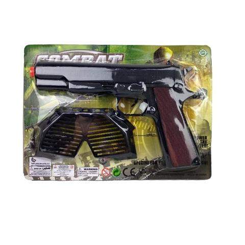 Пистолет COMBAT 1кор*21бл*8шт