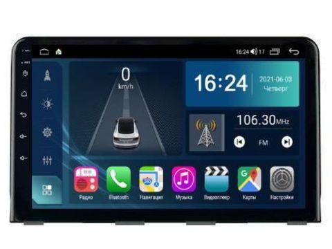Магнитола для Hyundai Sonata (2018+) Android 10 2/32GB IPS DSP 4G модельTG1054M