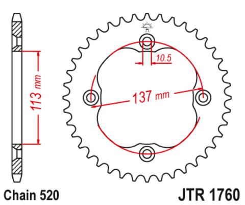 JTR1760