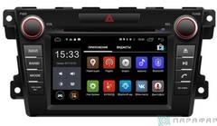 Штатная магнитола 4G/LTE с DVD для Mazda CX-7 09-12 на Android 7.1.1 Parafar PF097D