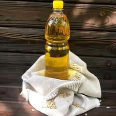 Масло подсолнечное ароматное нераф (Волгоград) / 1 л