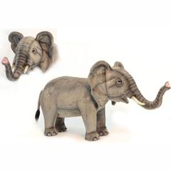 Hansa Мягкая игрушка, банкетка Слон 106 см (6081)