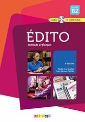 Edito B2 NEd - Livre + CD + DVD