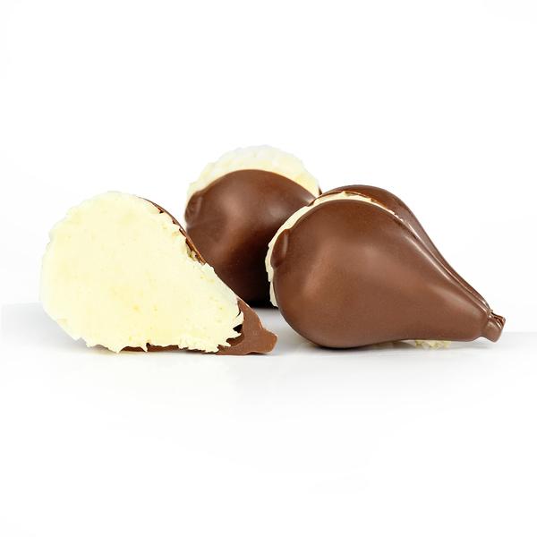 Конфеты Дюшес с фруктовой начинкой в молочном шоколаде, ФРЕНЧКИСС, 100г