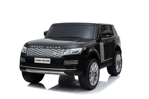 Детский электромобиль Range Rover HSE 4 WD черный