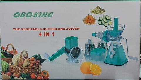 Комбайн кухонный 4 в 1 Obo King
