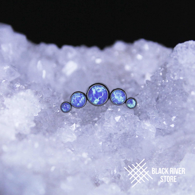 5K Blue Opal #05