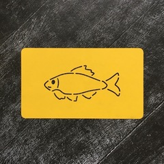 Рыбка №2