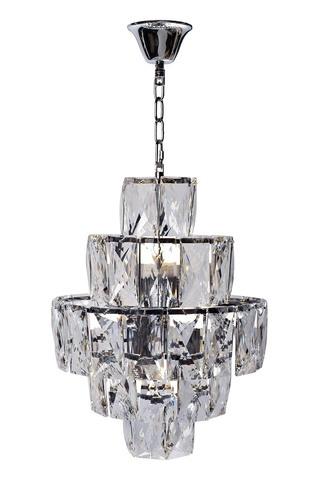 Люстра со стеклянными кристаллами (62GDG-8805-400) Garda Decor
