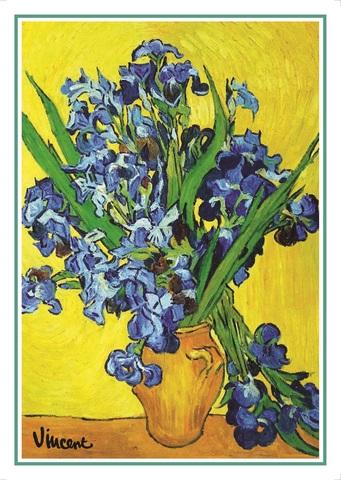 Açıqca\Открытки\Giftcard Van Gogh 8