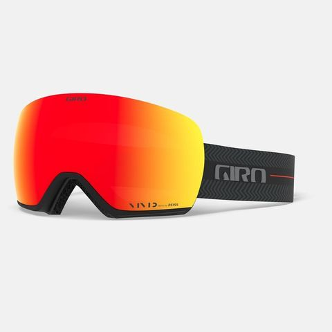 Маска GIRO ARTICLE Black Techline/Vivid Ember 27/Vivid Infrared 50