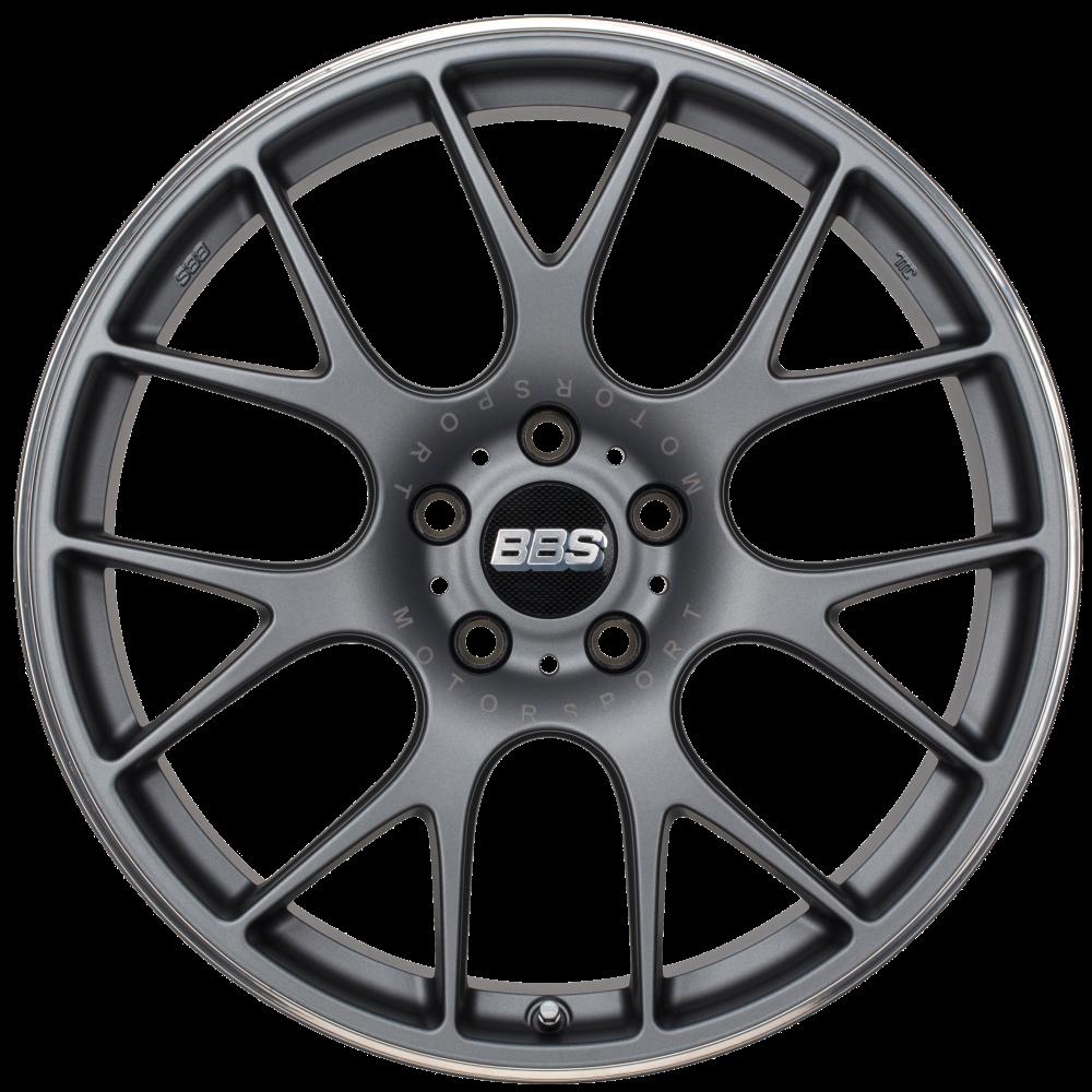 Диск колесный BBS CH-R 10.5x20 5x114.3 ET24 CB82.0 satin titanium