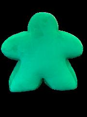 Подушка-миплушка (зелёная)
