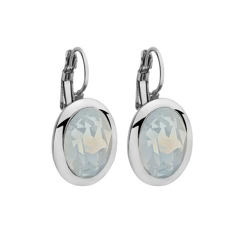 Серьги Tivola White Opal 303054 BW/S