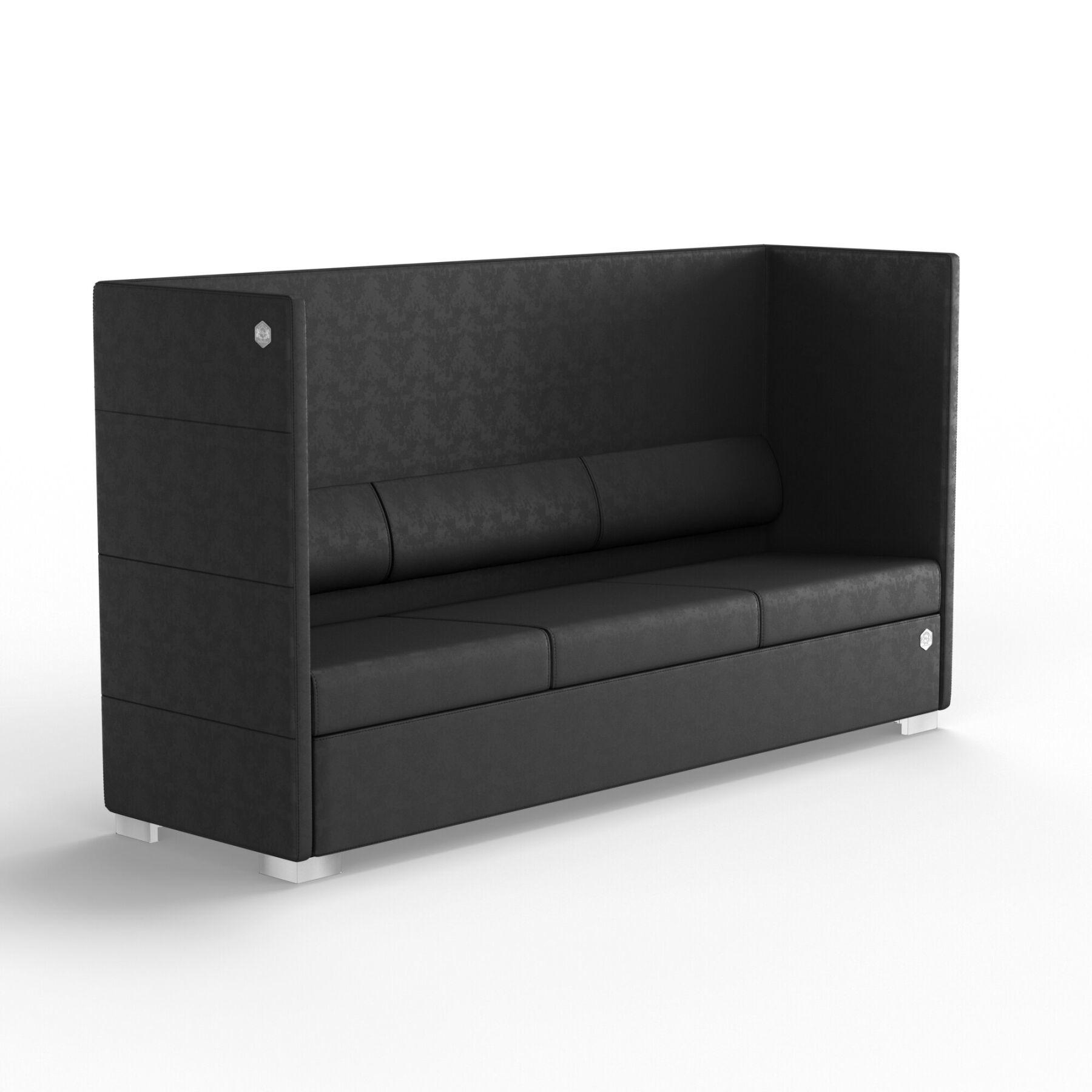 Трехместный диван KULIK SYSTEM PRIVATE Антара 3