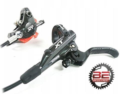 Тормоз гидравлический передний Shimano XT BR-M8000