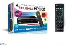 Цифровая приставка Selenga T980D DVB-T2\C (LAN)