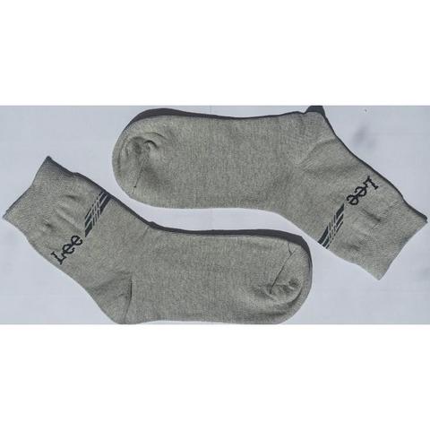 Мужские носки серые Lee 1
