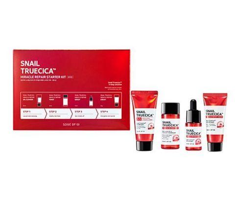 Some By Mi Snail truecica miracle repair starter kit