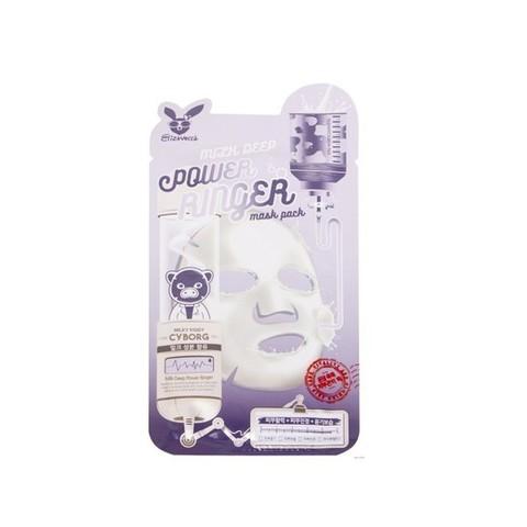 [Elizavecca] Тканевая маска д/лица с Молоком MILK DEEP POWER Ringer mask pack, 1 шт