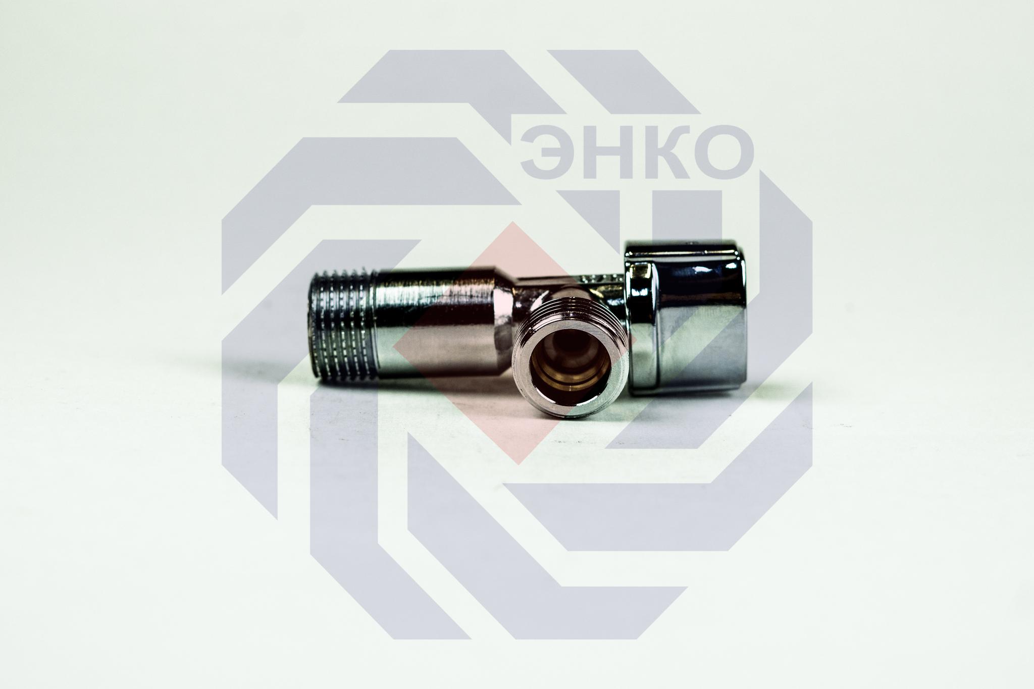 Кран для подключения сантехнических приборов угловой ARCO A-80 ½