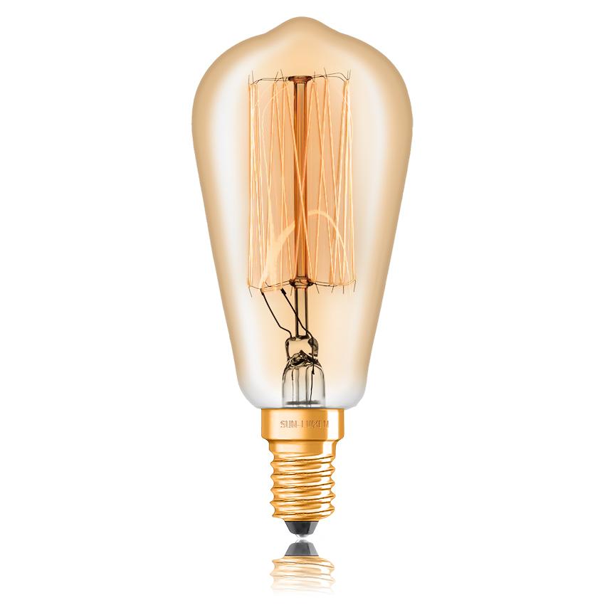 Лампа накаливания ST48 F2 - вид 2