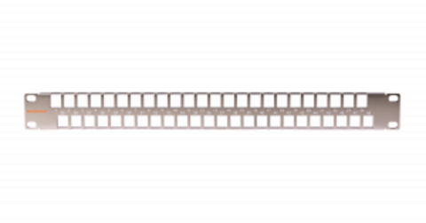 Патч-панель NIKOMAX NMC-RP48-BLANK-1U-MT
