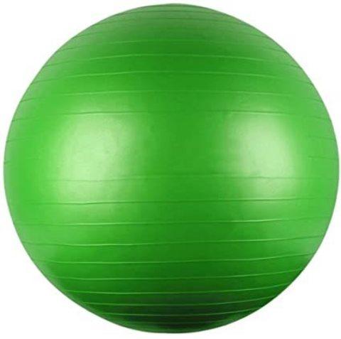 Yoqa-pilates topu \ Мяч для йога-пилатеса \ Yoga-pilates ball 75 sm green