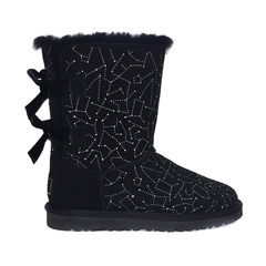 UGG Constellation Bow Black