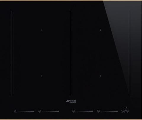 Индукционная варочная панель Smeg SIM662WLDR
