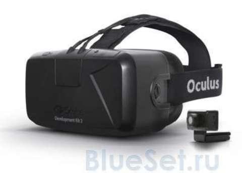 Oculus Rift Development Kit 2 (DK2) шлем виртуальной реальности