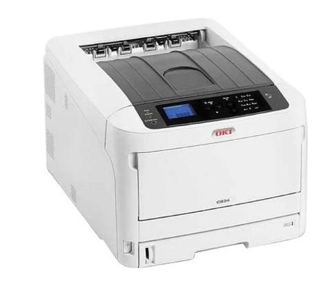 Цветной принтер OKI C824dn (47228002)