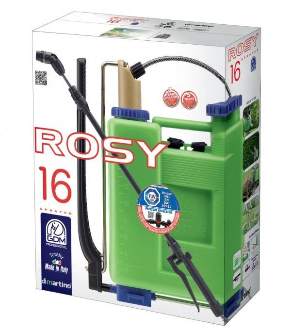 Ранцевый опрыскиватель ROSY 16 от DiMartino GDM Professional