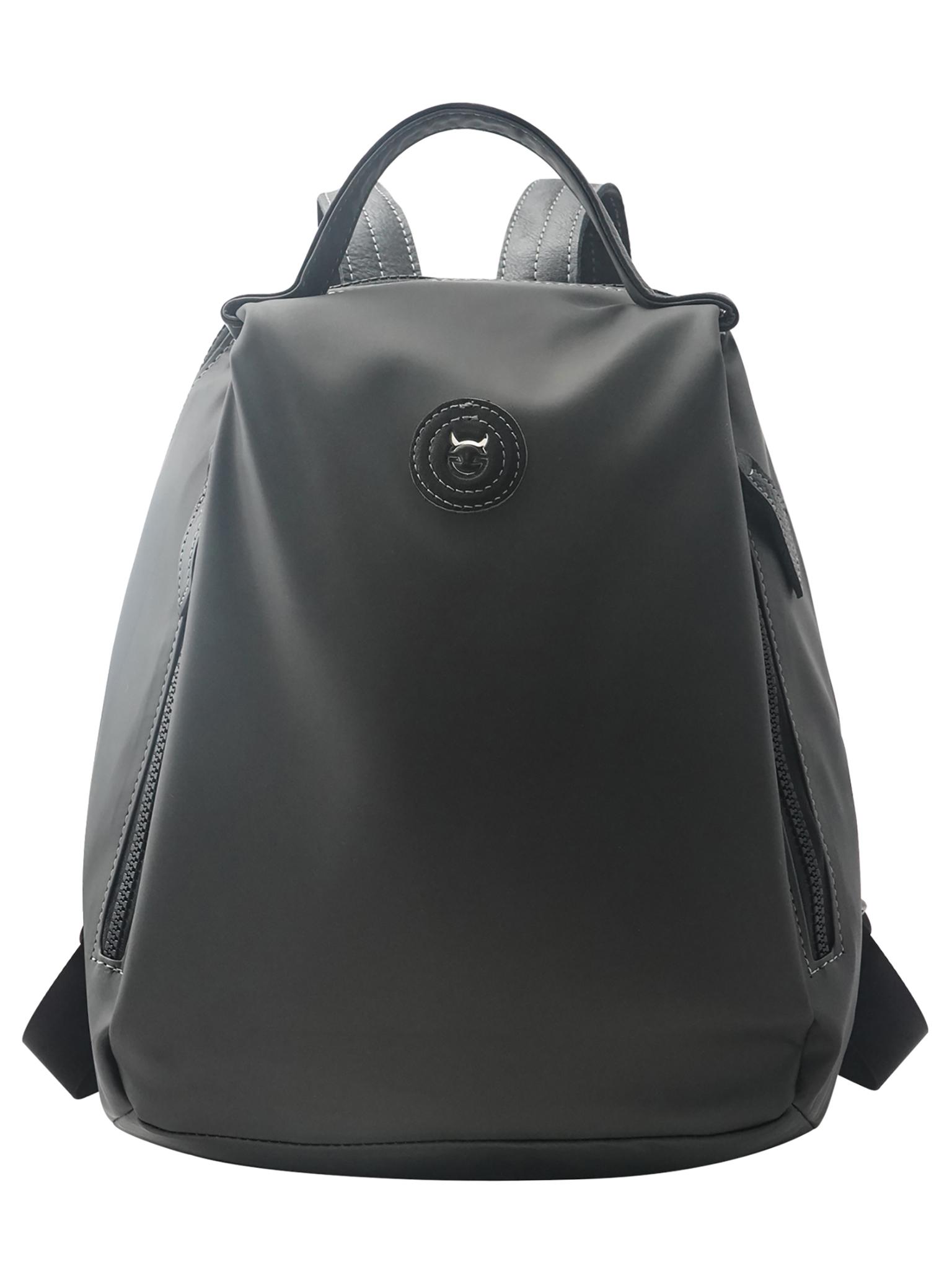 Рюкзак женский 6708C 2/1 Grigio/nero  GF