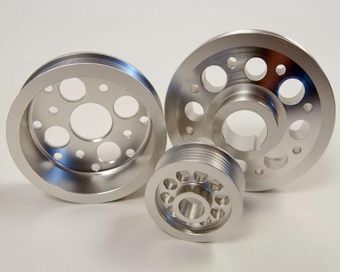 Комплект облегченных шкивов Nissan 350Z Z33 Fairlady 350GT Skyline V35 02-06г VQ35DE cam pulley