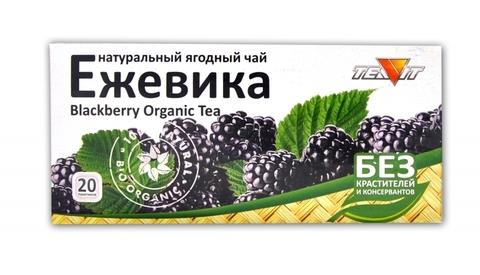 Чай напиток Ежевика, 20 пак. (Тиавит)