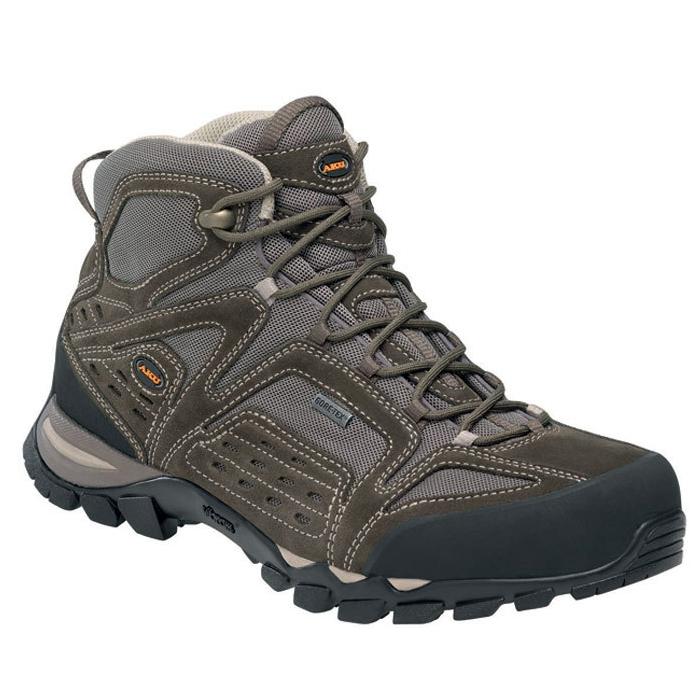 Треккинговые ботинки Arriba Mid GTX