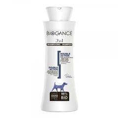 Натуральный BIO-шампунь Biogance 2 в 1 (шампунь + кондиционер с эффектом антистатика) 1000 мл