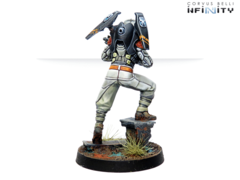 Spector (вооружен Boarding Shotgun)