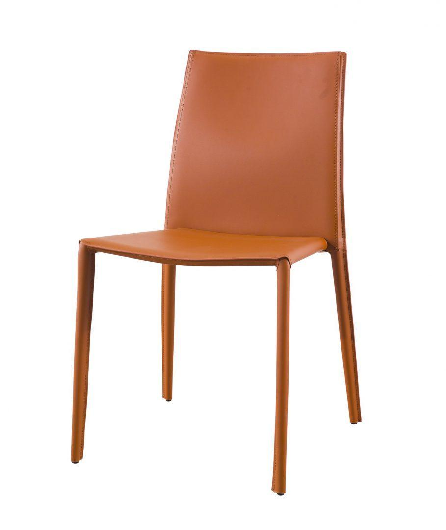 Стул  ESF 3018 оранжевый